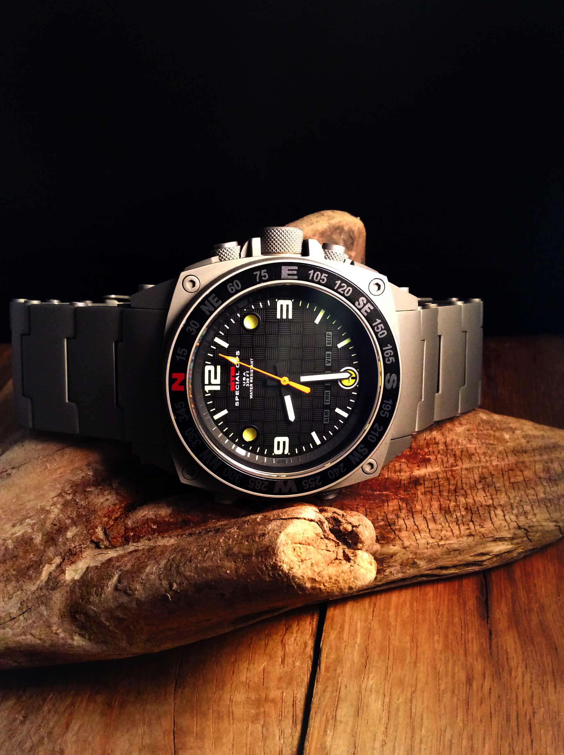 Watch Review Mtm Special Ops Silencer Time To Blog Watches