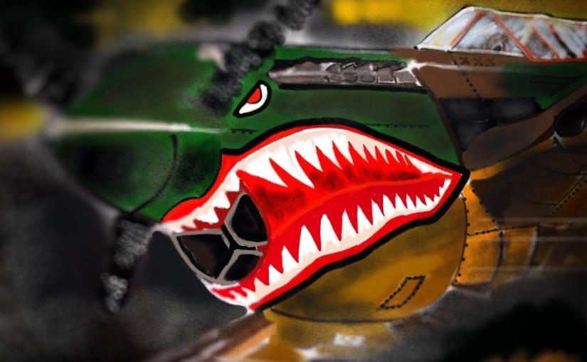 Watch Review: Nitron WarriorsWarhawk
