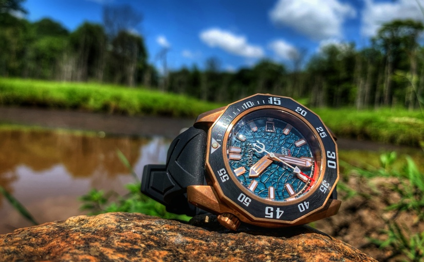 Watch Review: Neminus Master Diver 1000