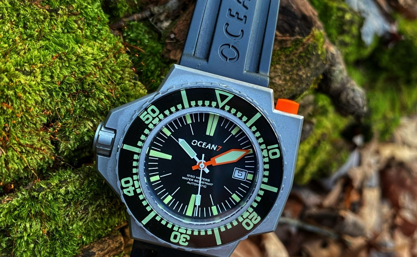 Watch Review: Ocean 7 LM-7